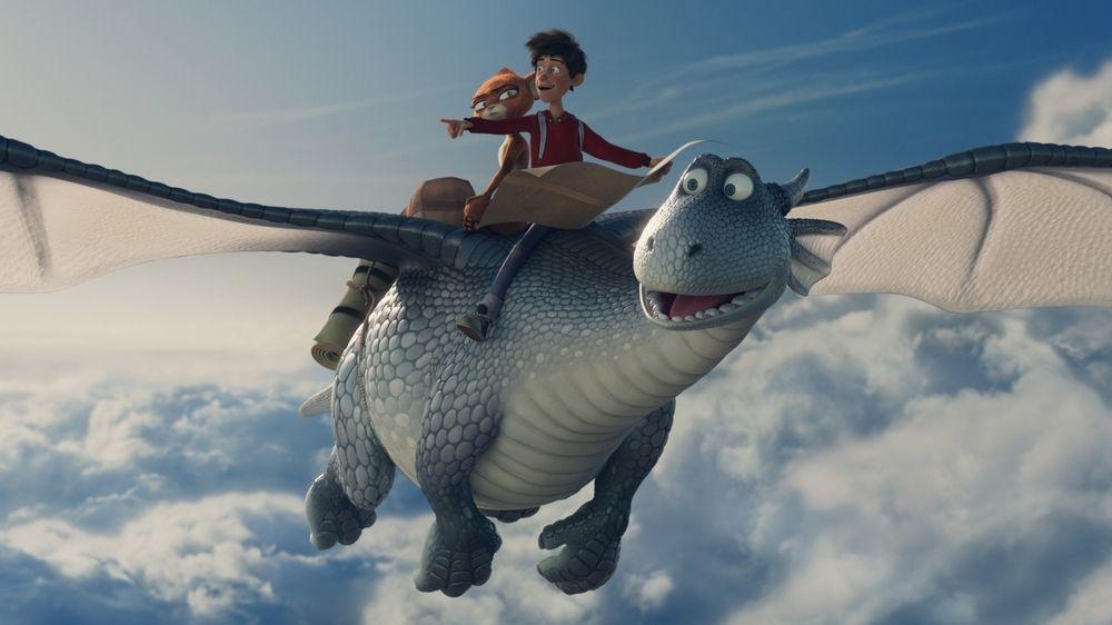 """""""Drachenreiter"""": Trailer zum magischen Familienabenteuer"""
