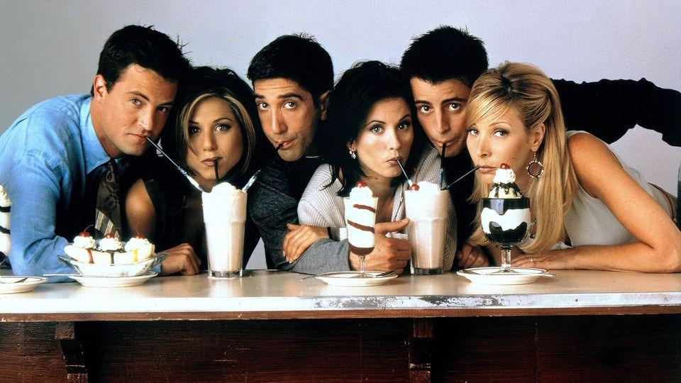 Friends - Ross, Rachel & Co.: So sehen die Stars heue aus