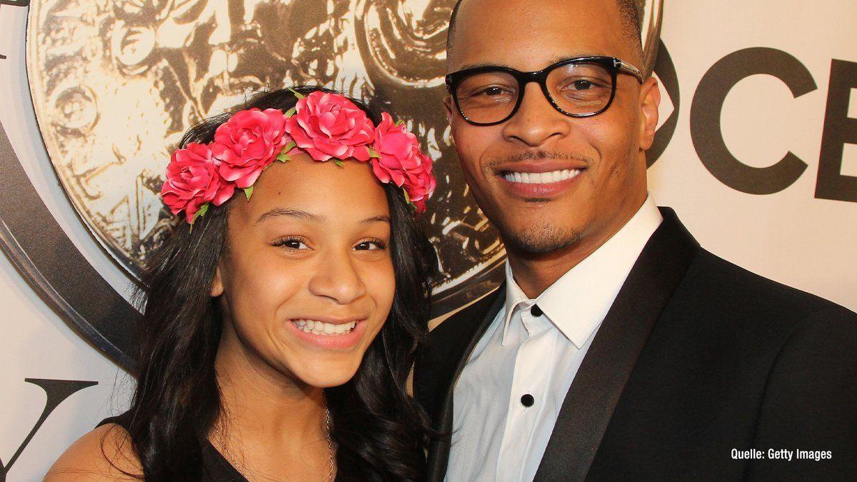 US-Rapper T.I. gibt zu: Er prüft, ob Tochter Sex hatte