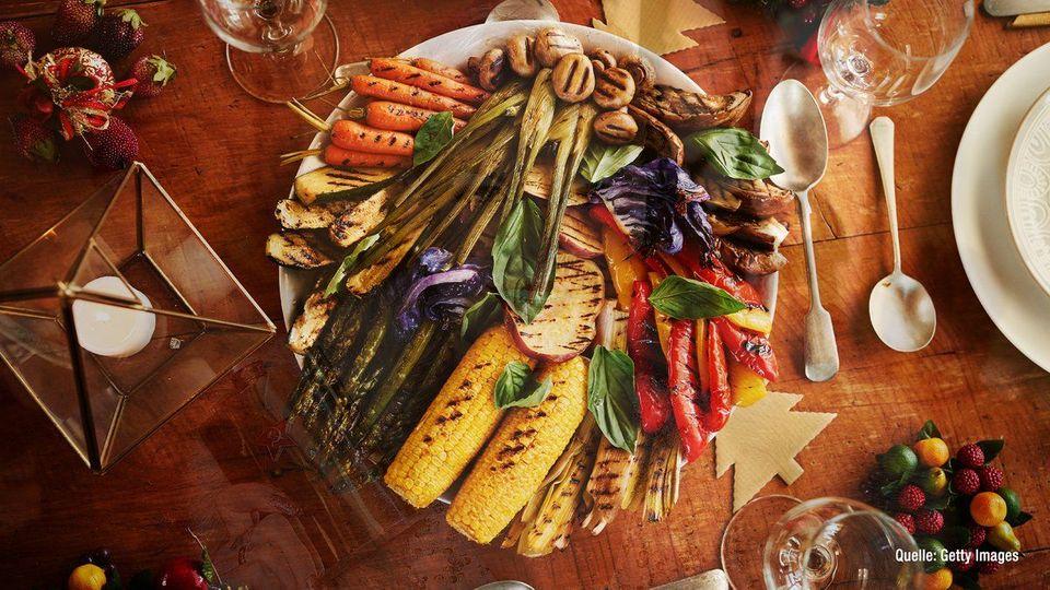 Vegane Weihnachten? So wird das Familienessen ein Erfolg