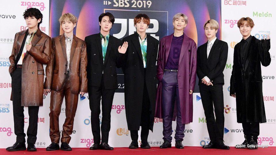 BTS: Sie kommen 2020 nach Deutschland