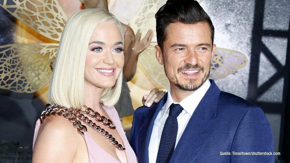 Katy Perry spricht über ihre Baby: Es ist ein Wunschkind!