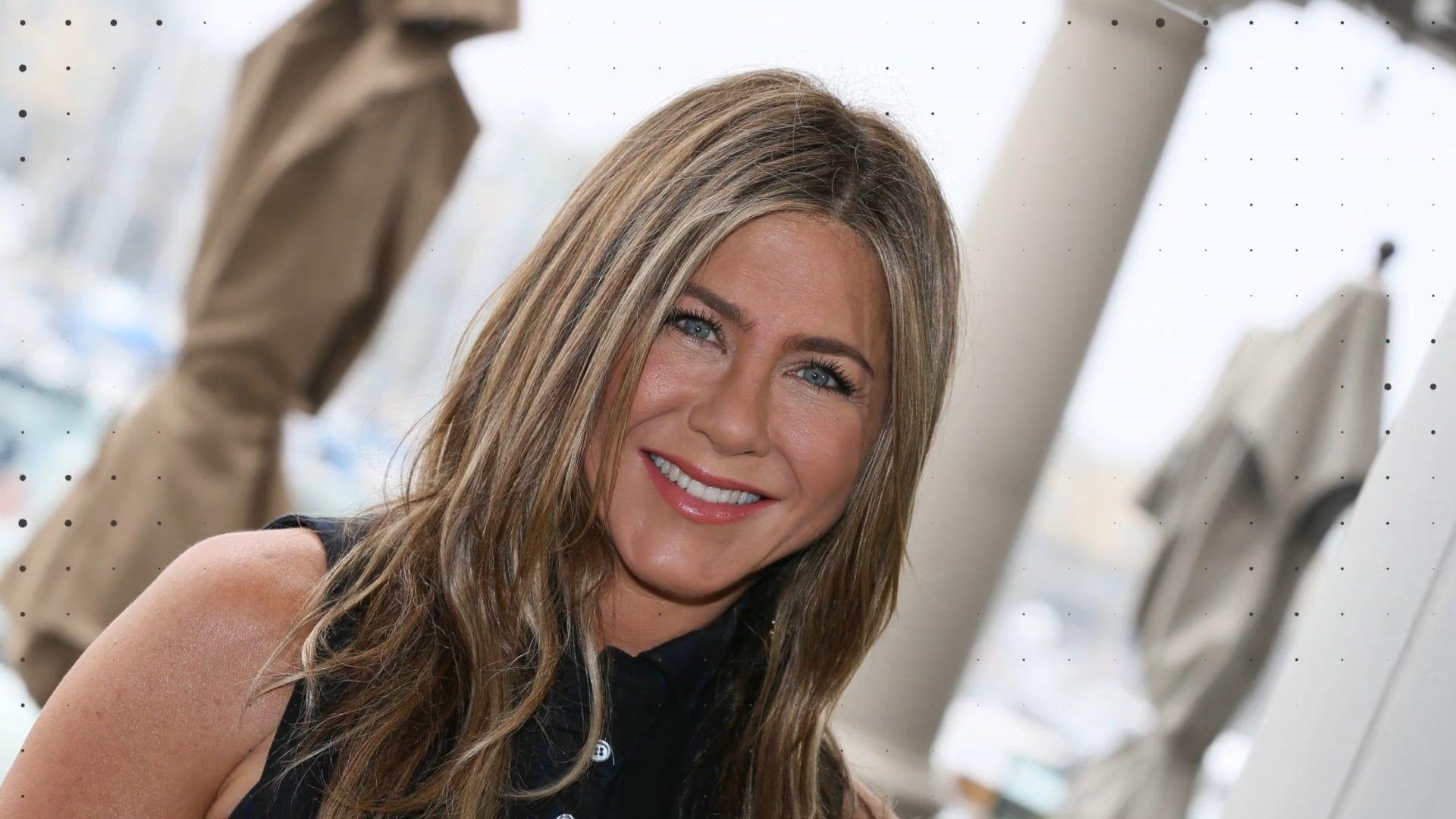"""Jennifer Aniston """"arbeitet an etwas"""" mit """"Friends""""-Stars"""