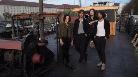 Neues Album: Silbermond wird erneut politisch