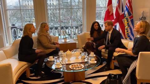 Berichte: Queen beruft Familie zur Krisensitzung zusammen