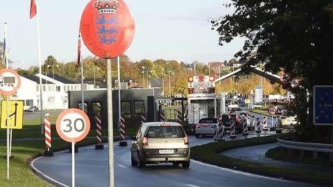 Einreise nach Dänemark nur noch mit triftigem Grund erlaubt