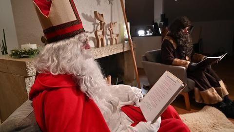 Nikolaus im Pandemie-Modus – Online-Botschaft für Familien