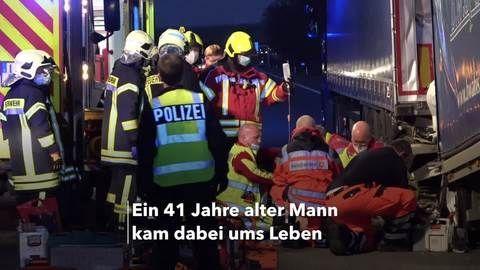 Tödlicher Autounfall zwischen Storkow und Fürstenwalde