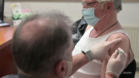 Mehr als 40 Prozent der Bevölkerung bereits erstgeimpft