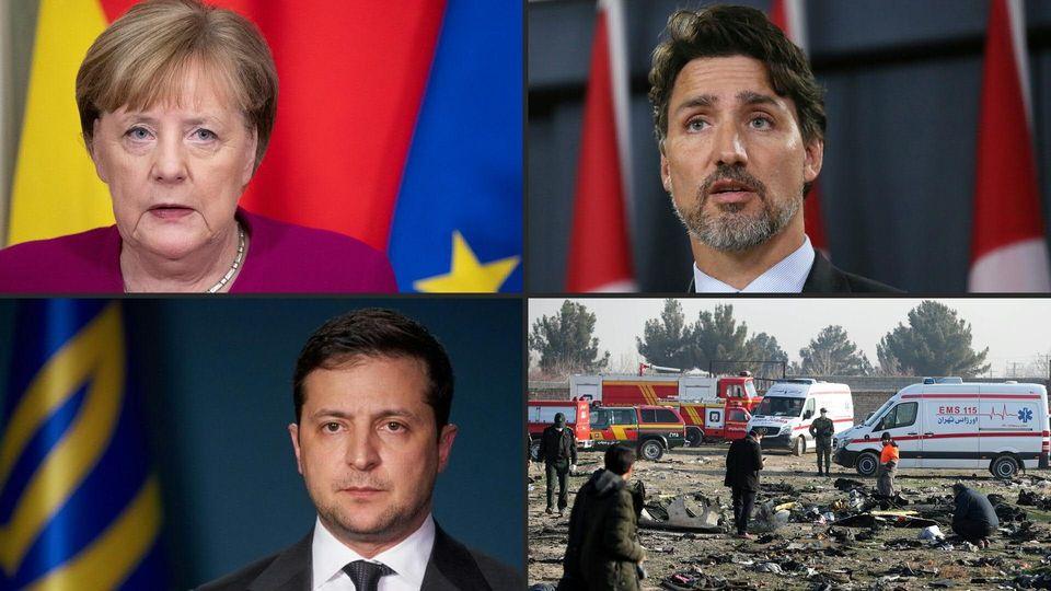 Absturz im Iran: International umfassende Aufklärung gefordert