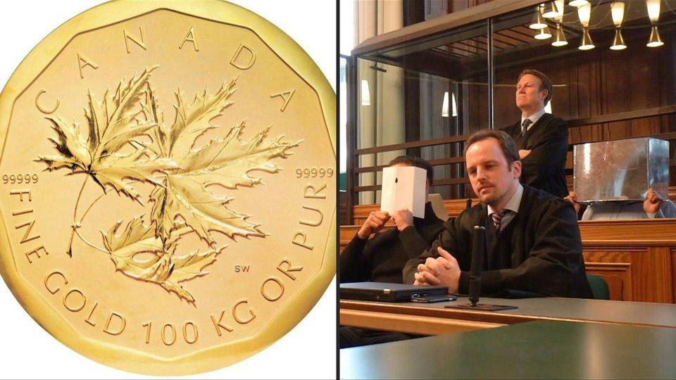 Spektakulärer Goldmünzen-Diebstahl: Mehrjährige Haftstrafen verhängt!