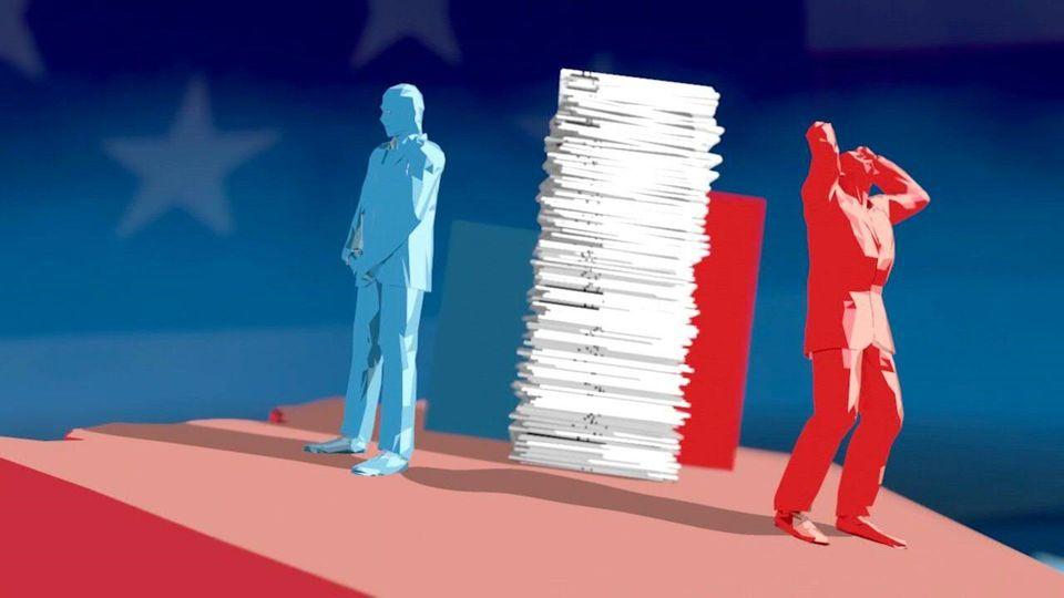 US-Wahl 2020 - Videografik: Swing States – warum sie so wichtig sind