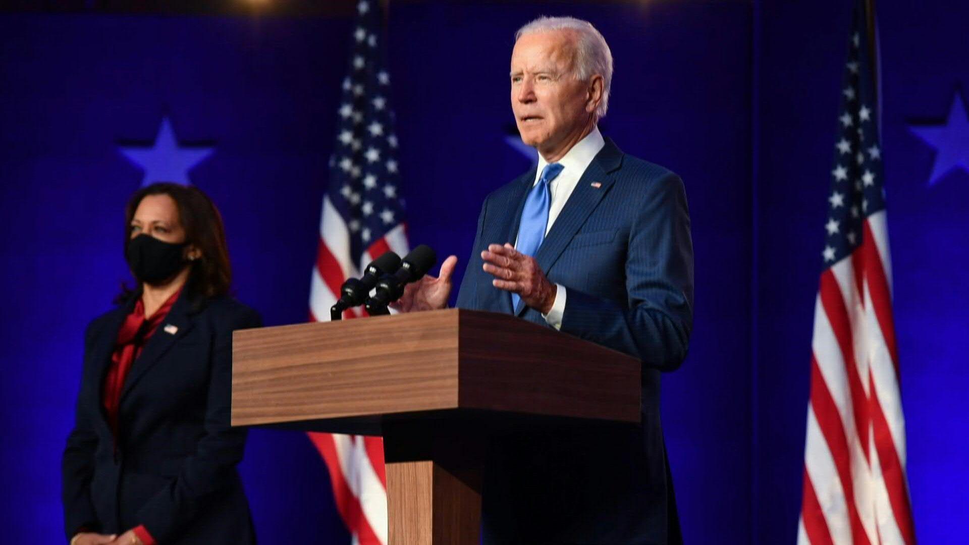 US-Medien: Biden gewinnt US-Präsidentschaftswahl