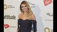 Nadine Coyle wants a visit from Sarah Harding's spirit