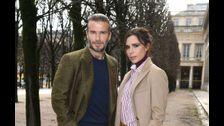 David and Victoria Beckham have shared clothes