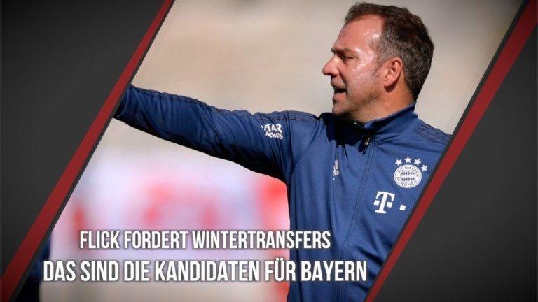 Flick fordert Wintertransfers: Das sind die Optionen für Bayern