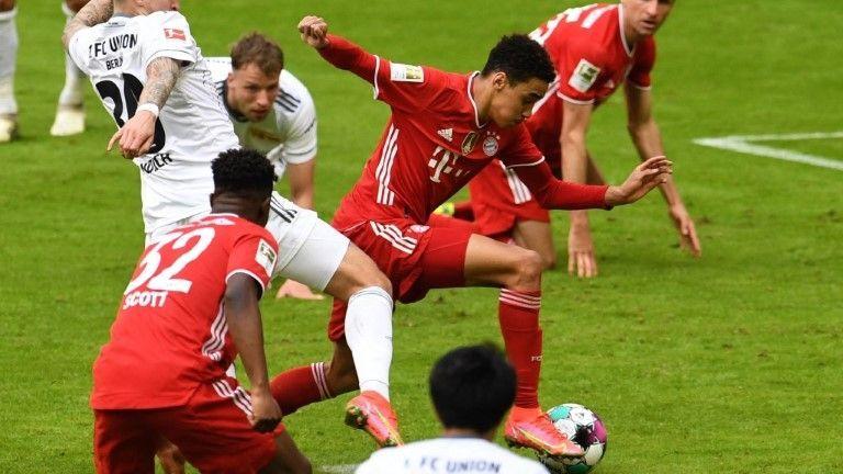 Nur 1:1 gegen Union: Bayerns B-Elf patzt im Titelrennen