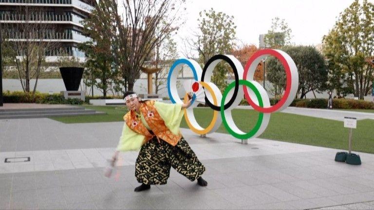 100 Tage bis Olympia: Corona hält Tokio in Atem