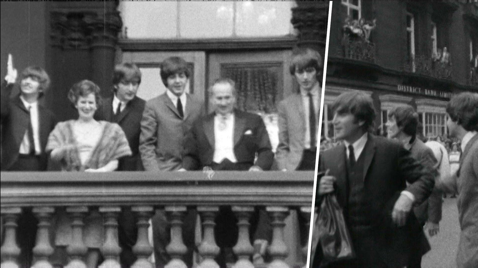 """Heute vor 50 Jahren: """"The Beatles"""", die berühmteste Band aller Zeiten löst sich auf"""