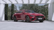 The all-new Mercedes‑AMG GT 63 S E PERFORMANCE Driving Video