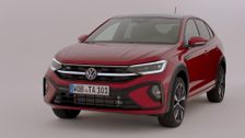 The new Volkswagen Taigo Design Preview