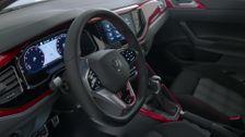The new Volkswagen Polo GTI Interior Design