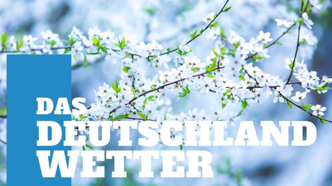 Deutschland-Wetter: 5-Tage-Trend – Der Frühling kommt nur zaghaft