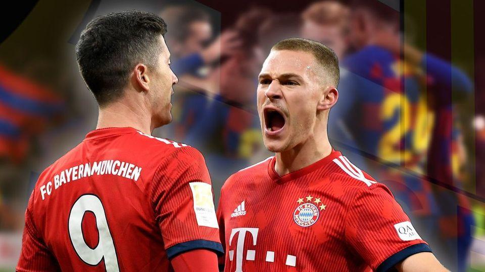 Fortuna Dusseldorf Fc Bayern Im Live Ticker Marschieren