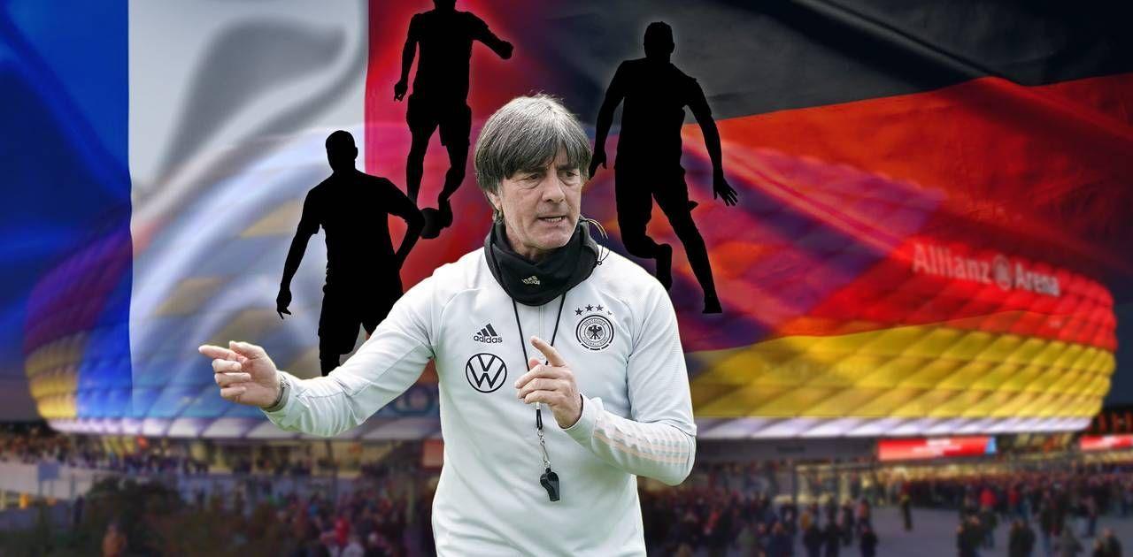 DFB-Team: Startaufstellung gegen Frankreich – Lässt Löw so spielen?