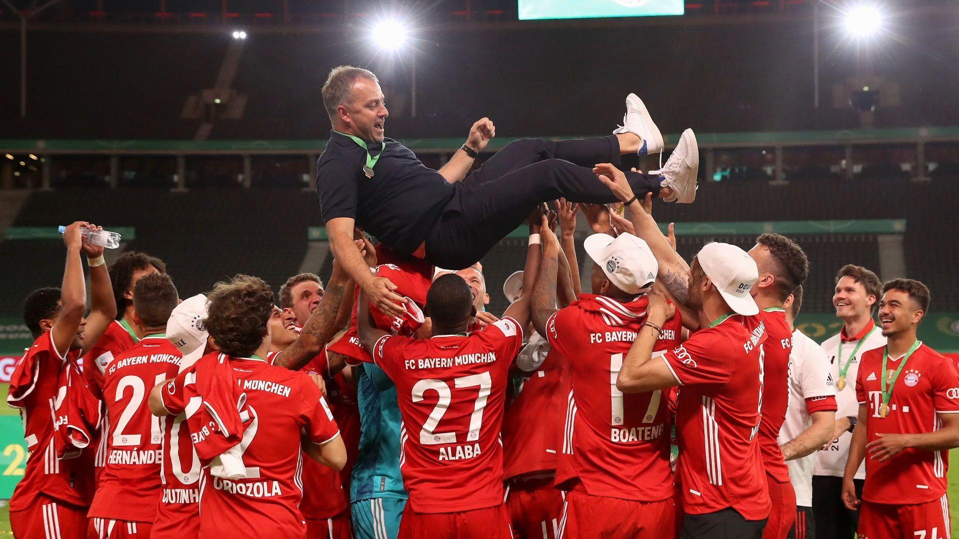 WM-Qualifikation: Die Deutsche Nationalmannschaft hat sich für die Fußball-WM 2022 in Katar qualifiziert