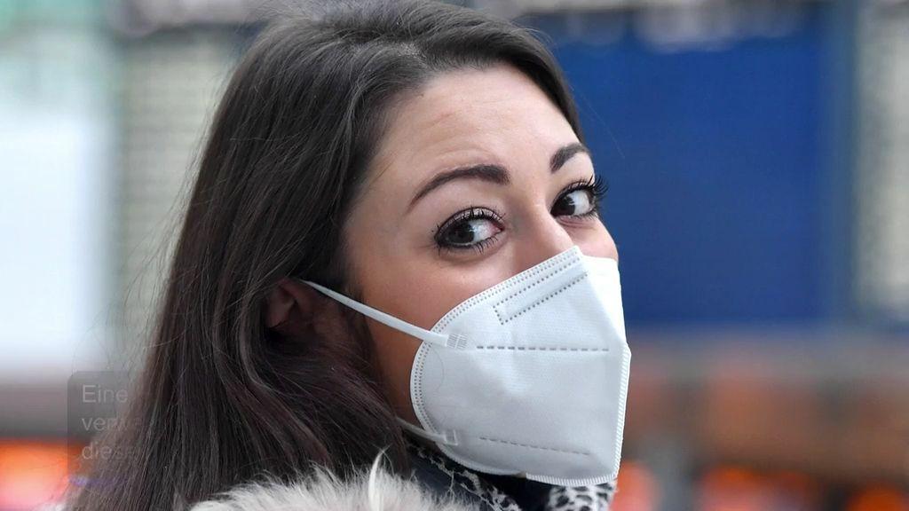 So können Sie FFP2-Masken wiederverwenden