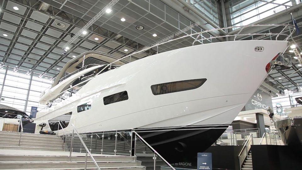 Boot 2020 in Düsseldorf - so sehen Prunkyachten der Megareichen aus