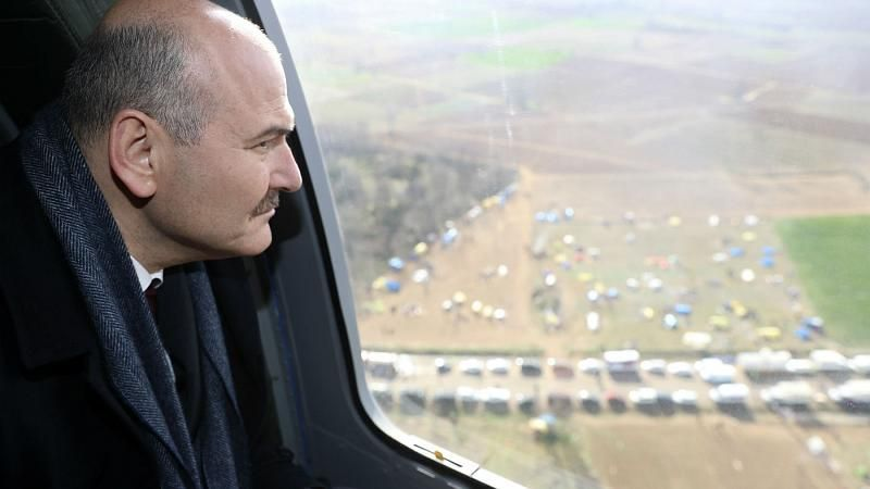 Coronavirus in der Türkei: Erdogan lässt Innenminister nicht gehen