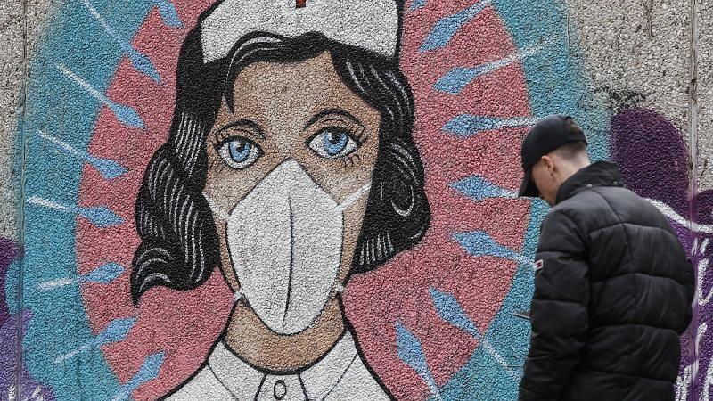 Coronavirus: Maximale Alarmstufe jetzt auch in Paris