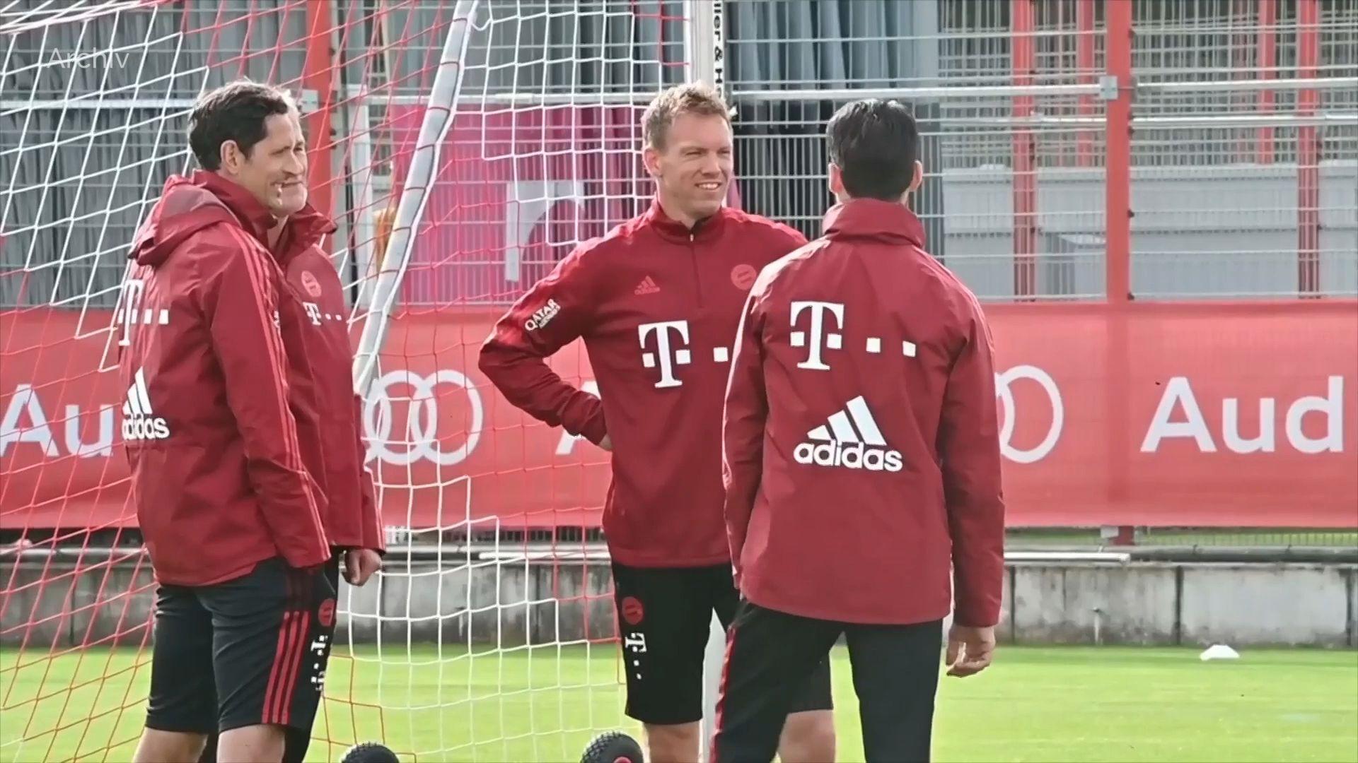 DFB-Pokal: Nagelsmann fehlt FC Bayern auch gegen Gladbach