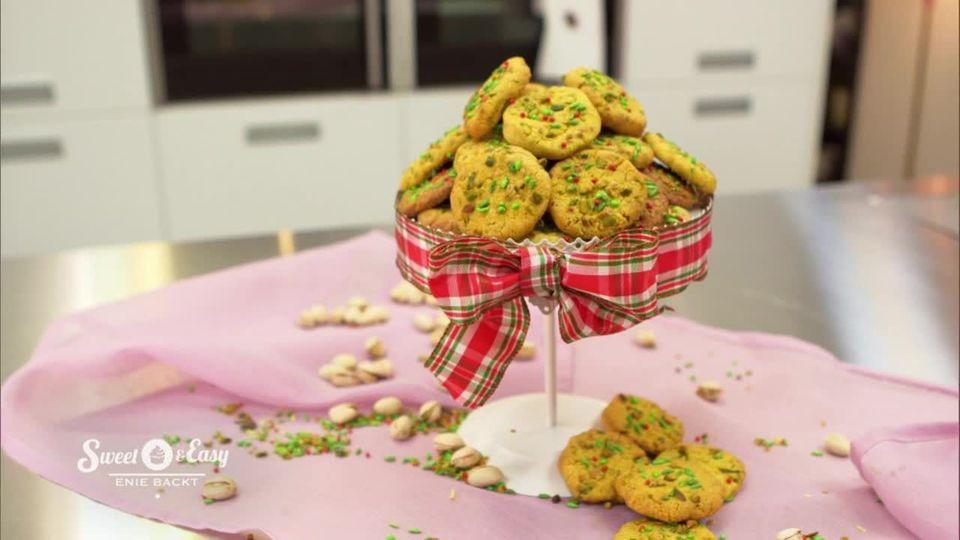 Pistazienkekse aus Indien - Sweet & Easy - Enie backt