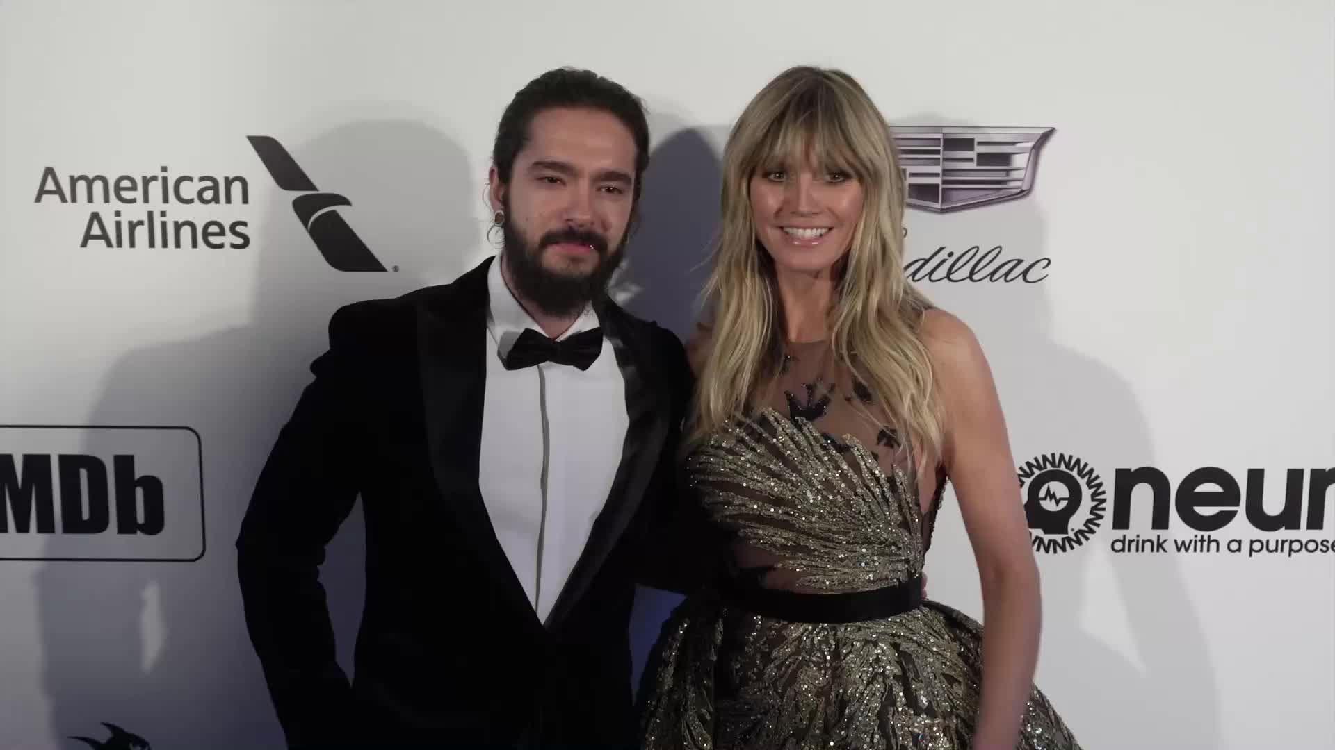 Heidi Klum und Tom Kaulitz Hochzeit an dieser Traumkulisse
