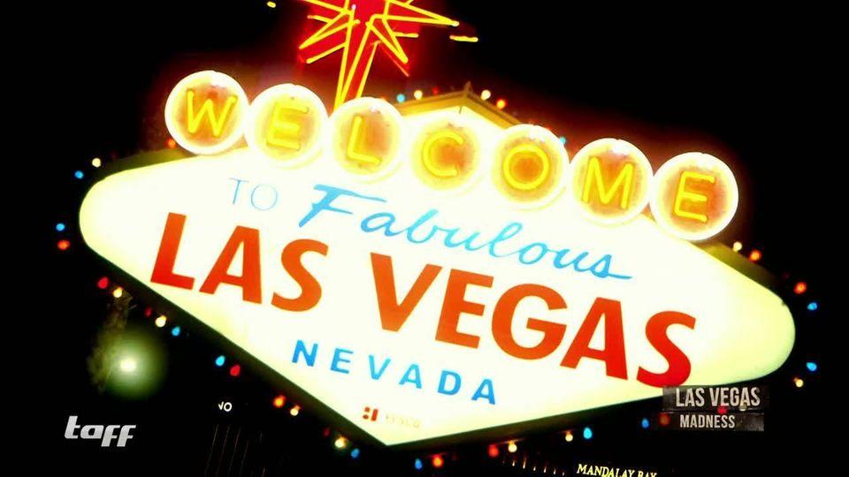 Las Vegas - Zwischen hemmungslosen Partys und Traumhochzeiten