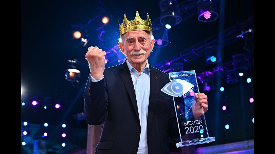 Platz 1: Werner Hansch ist der Gewinner von