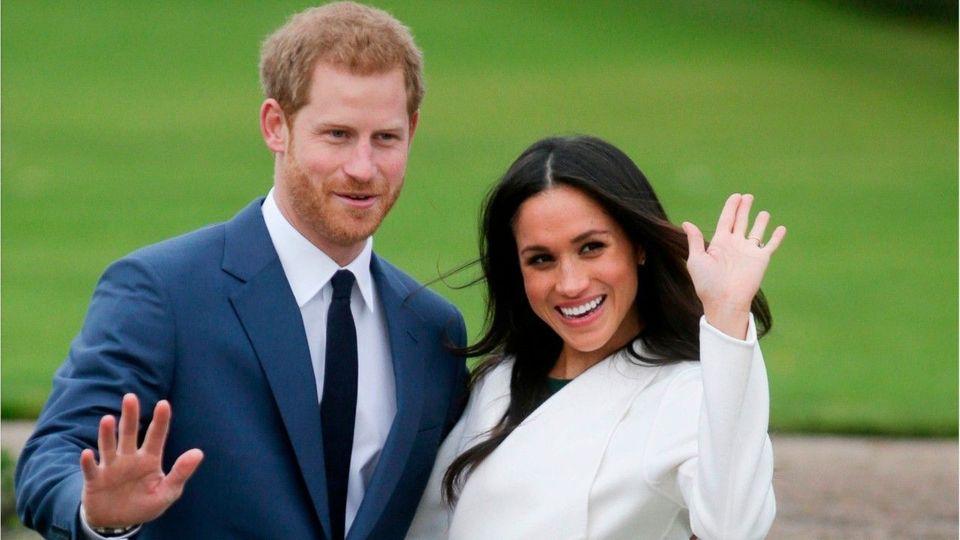 Meghan & Harry ziehen sich von königlichen Pflichten zurück