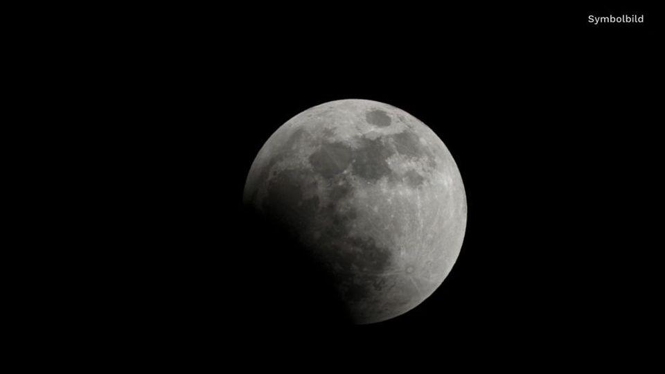 Halbschatten-Mondfinsternis: Heute könnt ihr sie sehen