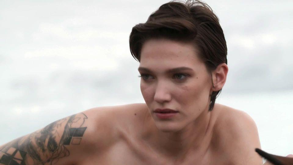 GNTM - Die schönsten Bilder vom Nacktshooting