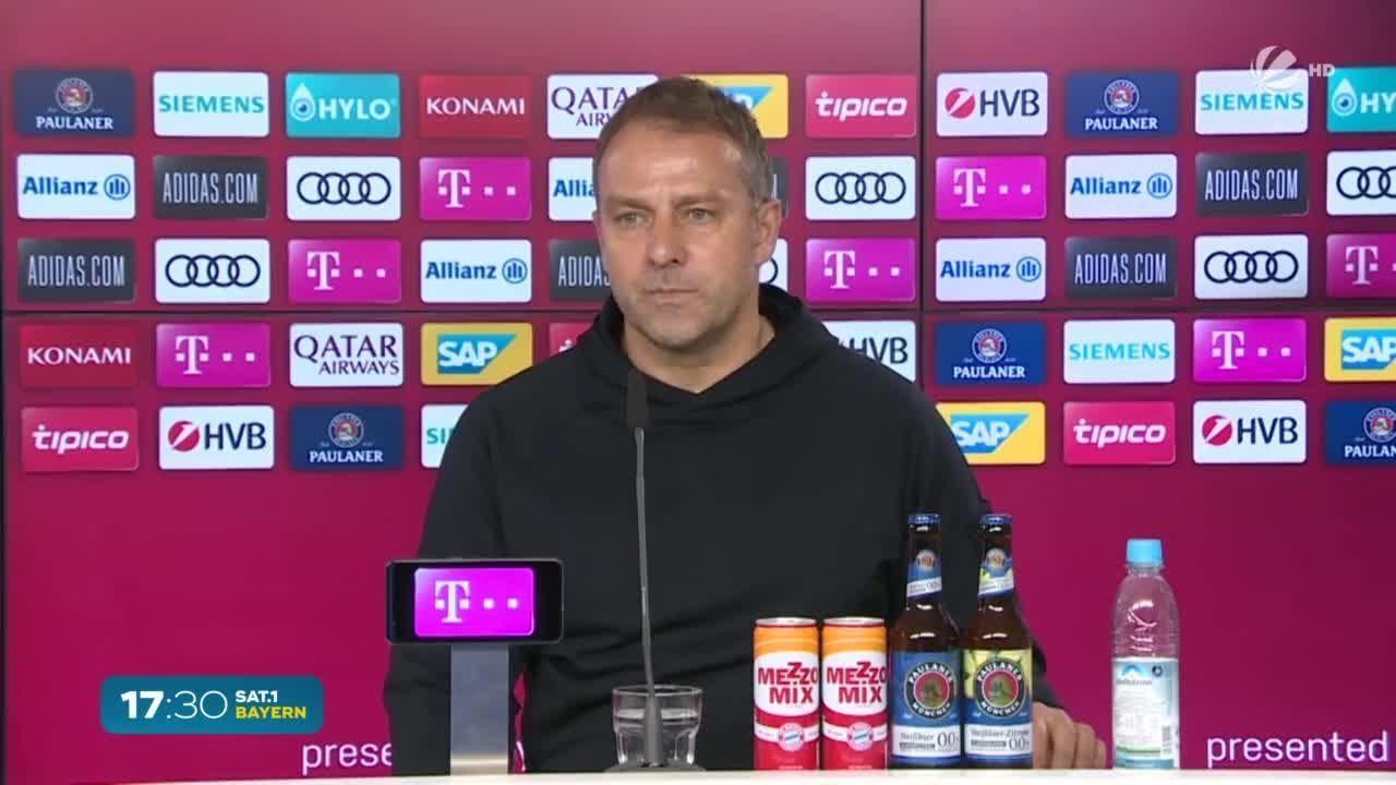 Hansi Flick wirft hin: Das sagt der Bayern-Coach zu seiner Entscheidung