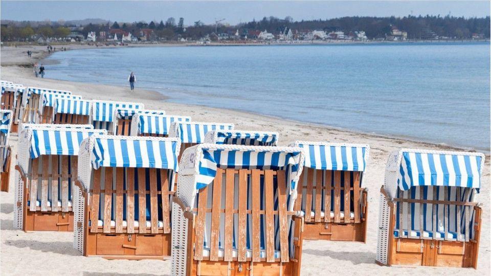 Urlaub an der Ostsee: Am 8 Mai startet die Modellregion Lübecker Bucht
