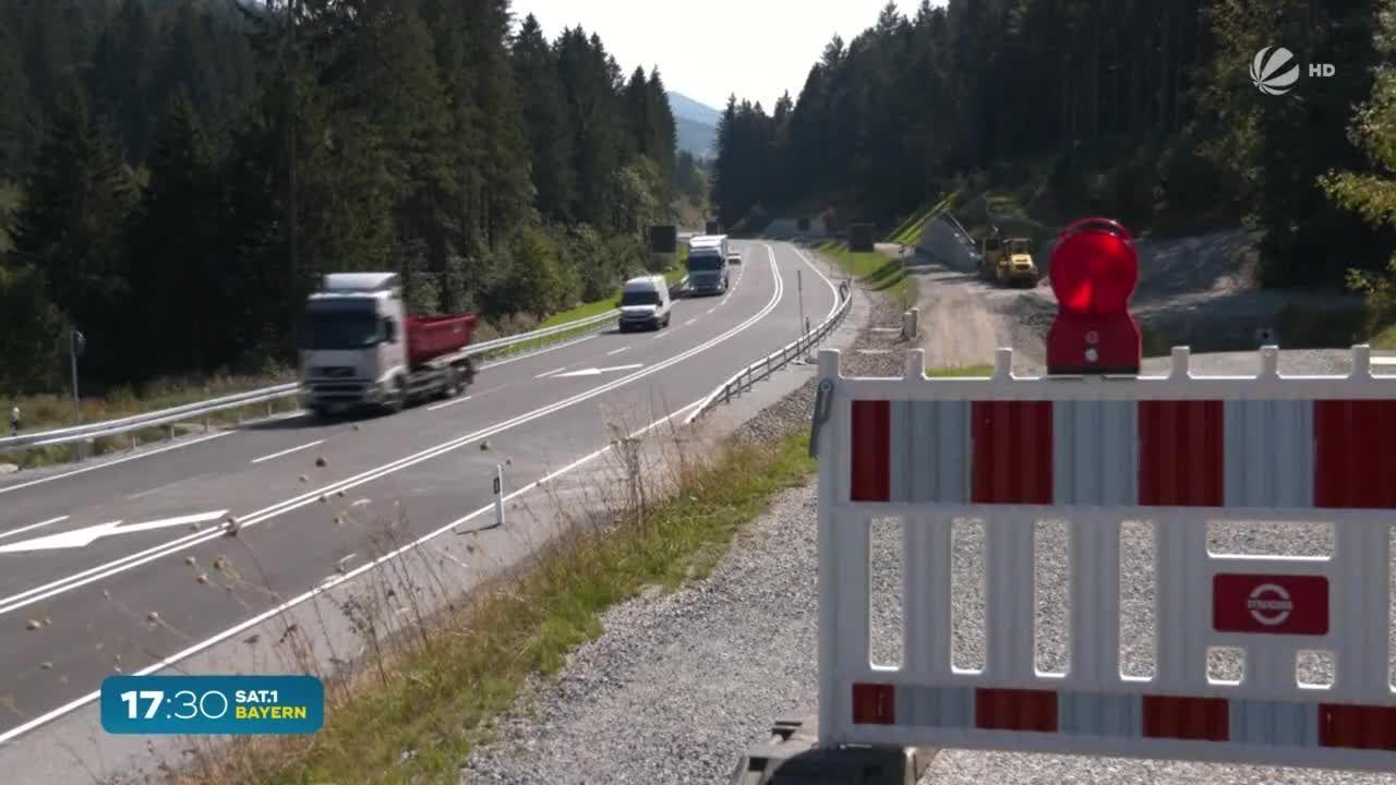Dauerbaustelle beendet: B11 in Niederbayern wieder frei