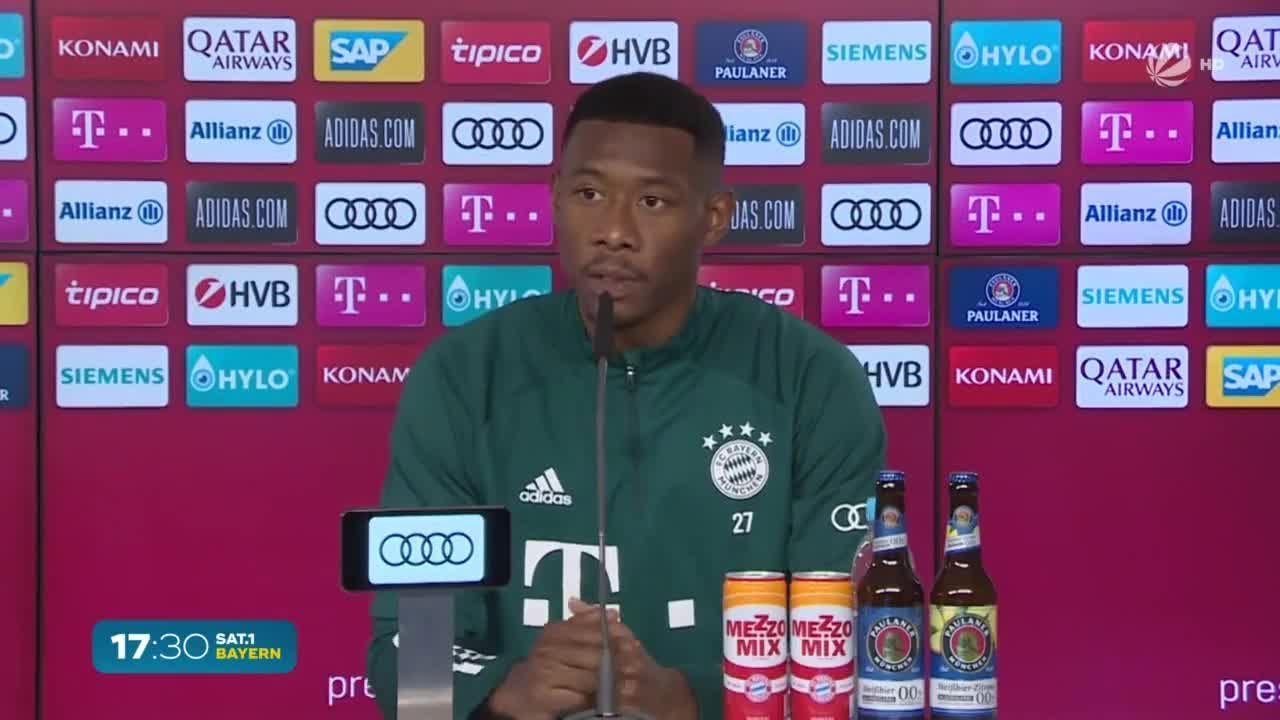 Entscheidung gefallen: David Alaba verlässt den FC Bayern nach 13 Jahren